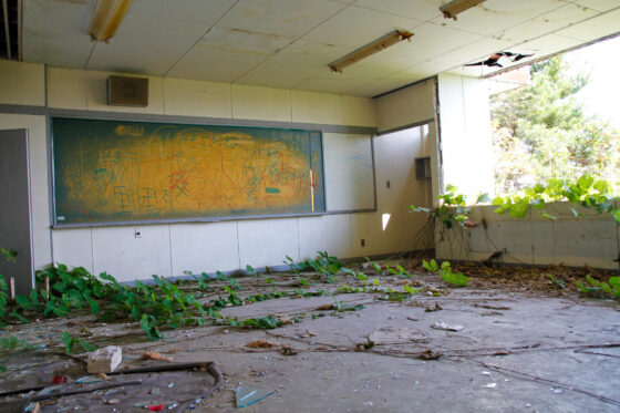 abandoned, asia, chubu, gifu, haikyo, japan, japanese, ruin, school, urban exploration, urbex