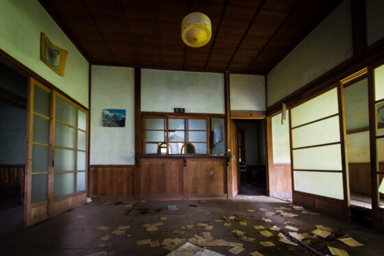abandoned, asia, haikyo, hospital, japan, japanese, ruin, urban exploration, urbex